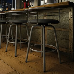 Ulrike 30.25 Bar Stool 17 Stories