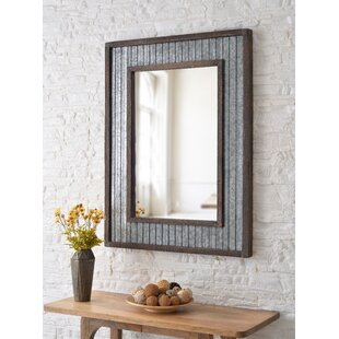 Gracie Oaks Roby Accent Mirror