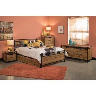 Truro Queen Panel 4 Piece Bedroom Set