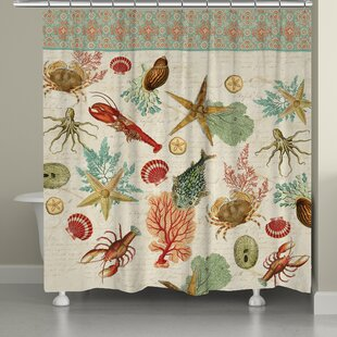 Beyond the Surf Single Shower Curtain