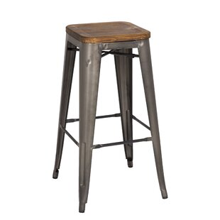Sykes Metal 30 Bar Stool (Set of 4)
