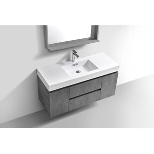 Sinope 47 inch  Single Bathroom Vanity Set