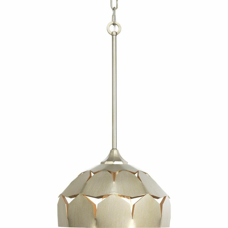 Point Dume By Jeffrey Alan Marks 1 Light Single Dome Pendant Perigold