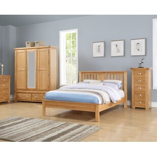 Montana Low End Bed Frame By Hazelwood Home