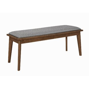 George Oliver Fortunato Upholstered Bench
