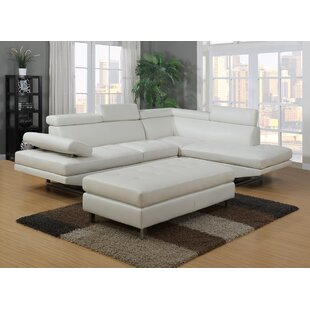 Alemany Sectional with Ottoman