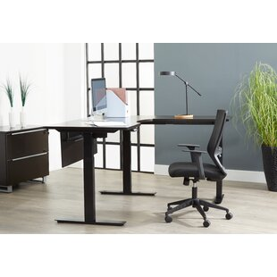 Afton 2 Piece Desk Office ..