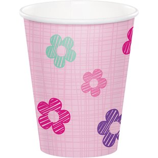 One Is Fun Paper Disposable Cup (Set of 24)