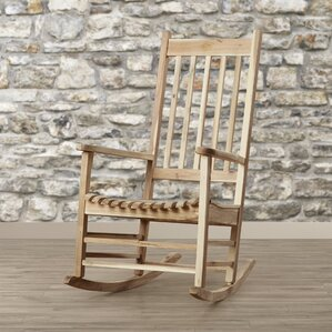 Loon Peak Standish Rocking Chair