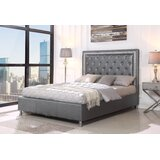 Clapp Upholstered Platform Bed by House of Hampton®