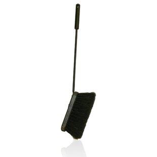 Real Horsehair Broom By Heibi