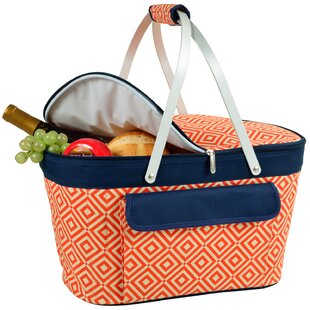 Diamond collection Collapsible Insulated Basket