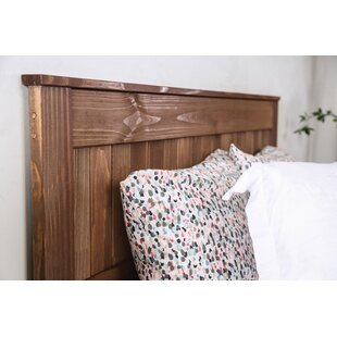 Millwood Pines Swarey Panel Headboard