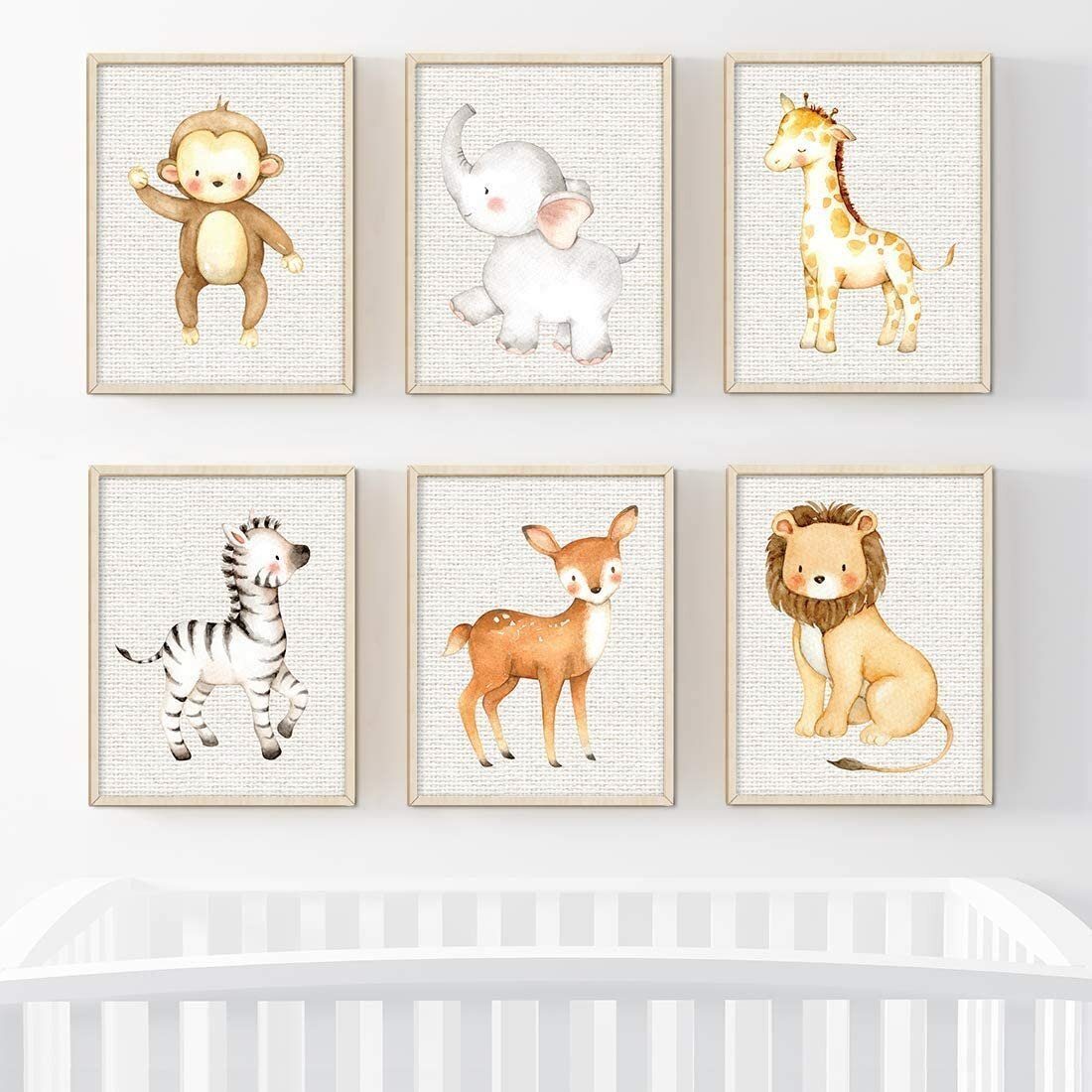 Baby Room Monkey Wall Decor  from secure.img1-fg.wfcdn.com