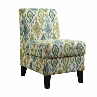 Ophelia & Co. Vidalia Slipper Chair with Storage