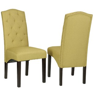 Imane Camelback Side Chair (Set of 2)