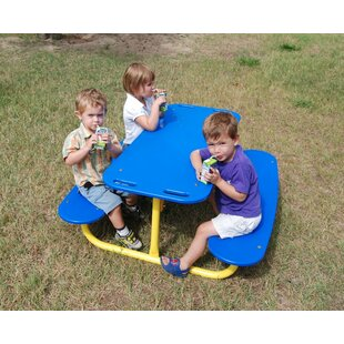 Bipod Patio Table by Kidstuff Playsystems