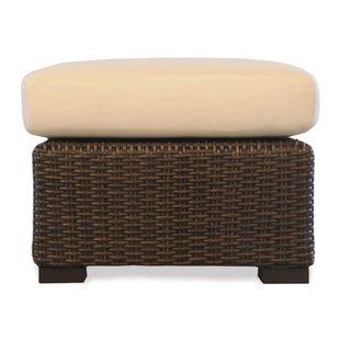 Lloyd Flanders Mesa Ottoman with Cushion