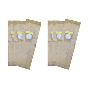 Think Crucial Kirby Style F Allergen Vacuum Paper Bags (Set of 6)
