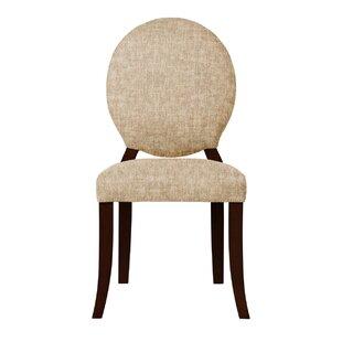 Lashley Curved Legs Side Chair..