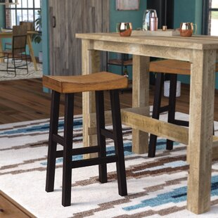 Hayden 30.75 Bar Stool (Set of 2) Loon Peak