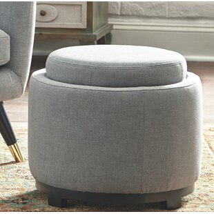 Bechtel Storage Ottoman by George Oliver
