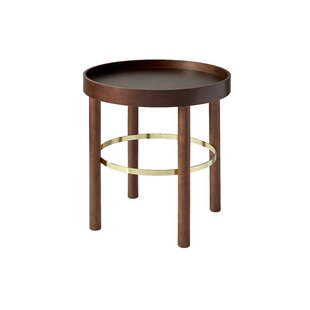 Nathan End Table by George Oli..