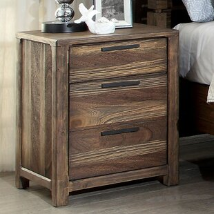 Alyssia 2 Drawer Nightstand by Gracie Oaks