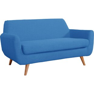 Shop Mid-Century Loveseat by Madison Home USA