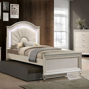 Farwell Panel Bed with Trundle by Rosdorf Park