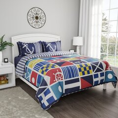 Nautical Red Quilts Coverlets Sets You Ll Love In 2021 Wayfair