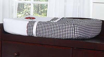 Little Ladybug Changing Pad Cover