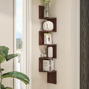 Wall display shelves you 39 ll love for Decoration murale wayfair