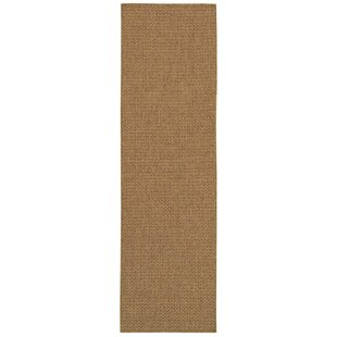 Nathalia Tan Indoor/Outdoor Area Rug