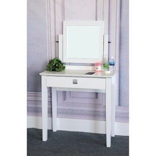 Laflin Standard Dresser/Chest with Mirror by Darby Home Co