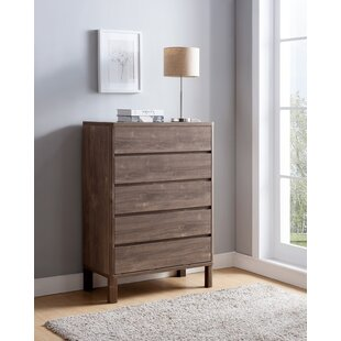 Raminez Creative 5 Drawer Chest by Union Rustic
