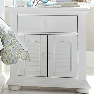 Dickens 1 Drawer Nightstand By Beachcrest Home