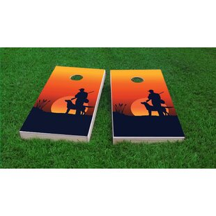 Custom Cornhole Boards Hunter ..