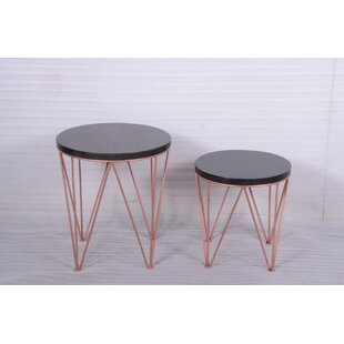 Loretta 2 Piece Nesting Tables