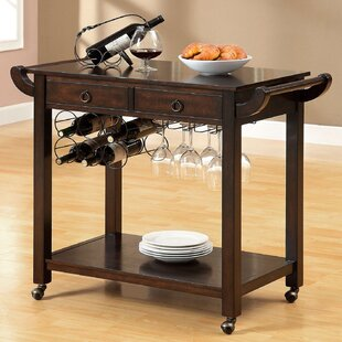 Cozad Kitchen Cart by Wins..