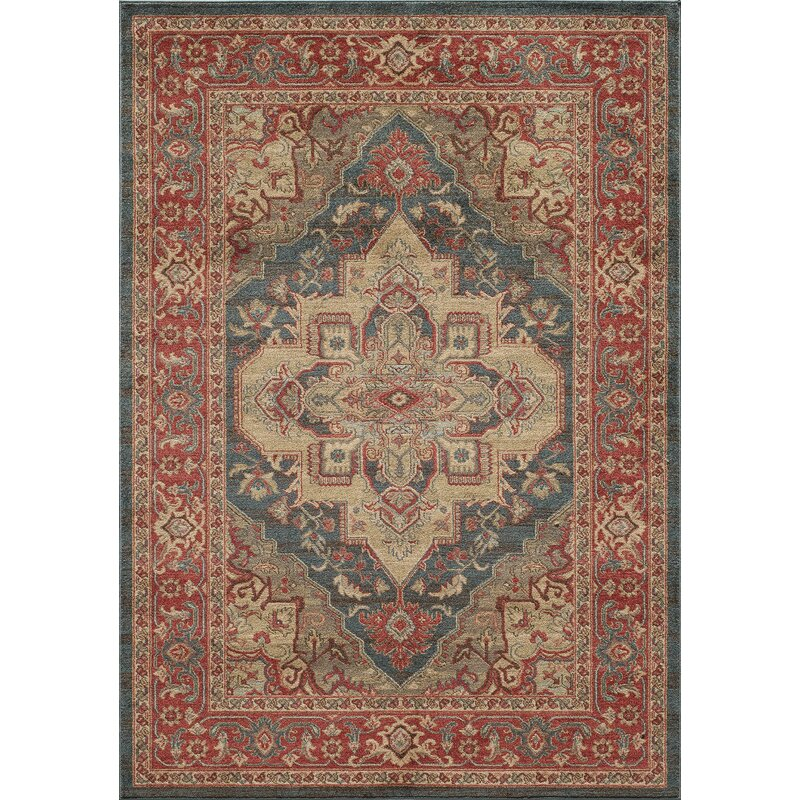 Birch Lane Heritage Othello Red Area Rug Reviews Birch Lane