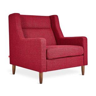 Gus* Modern Carmichael Wingback Chair