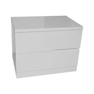 Brynn 2 Drawer Nightstand