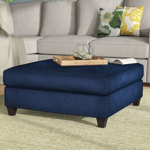 Ebern Designs Simmons Upholstery Purcell Cocktail Ottoman