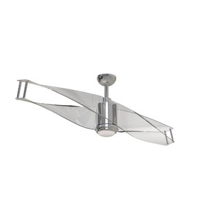 56 Penbrook 2 Blade Ceiling Fan With Remote