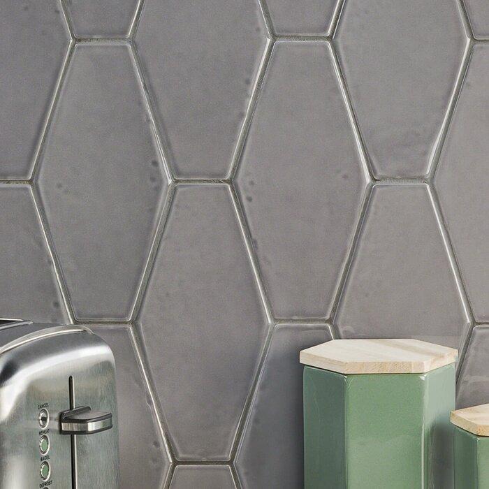 Birmingham 4 X 8 Ceramic Subway Tile