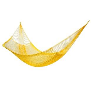 Maya Nylon Camping Hammock by Novica