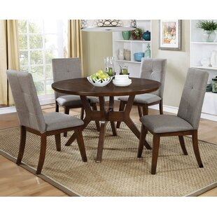 Yesenia 5 Piece Dining Set by Ebern Designs