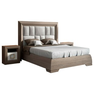 Berkley Panel 4 Piece Bedroom Set