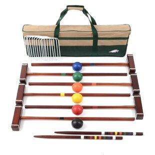 Platinum 6 Player Croquet Set